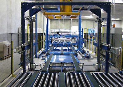 Mattress production