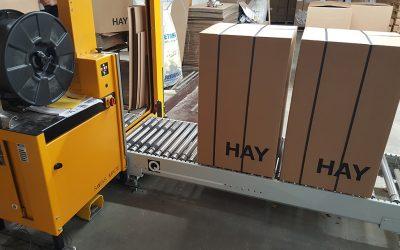 En HAY stols första resa – ett samarbete mellan Kvist Industrier och Q-System
