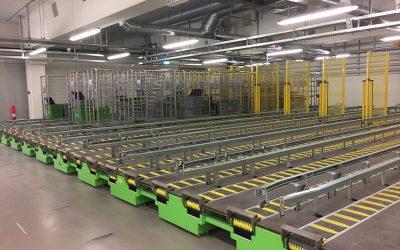 Herlev Hospital får fuldautomatisk varemodtagelse med hjælp af bl.a. Q-System