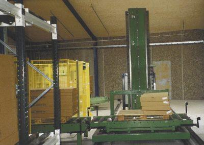 Q-System loader med rullebane