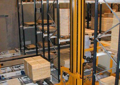 Q-System loader med gafler