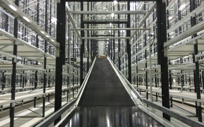 Prime Cargo – The Conveyor System Is the Heart of Prime Cargo's  New 3PL Warehouse