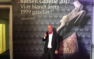 Q-System named a Gazelle business 2017