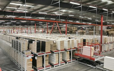 Q-System deliver complete system for IKEA supplier in Romania