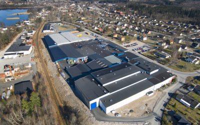 Vi hjälper Beslag och Metall med den interna logistiken.